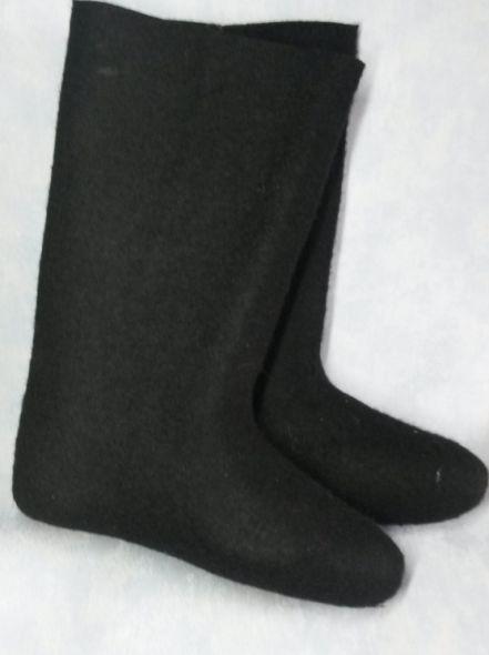 Валенки классические черные