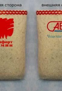 "Валенки корпоративные ""Белфорт камин - АВХ"""