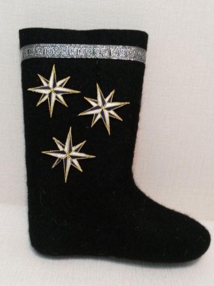 Валенки Звезды
