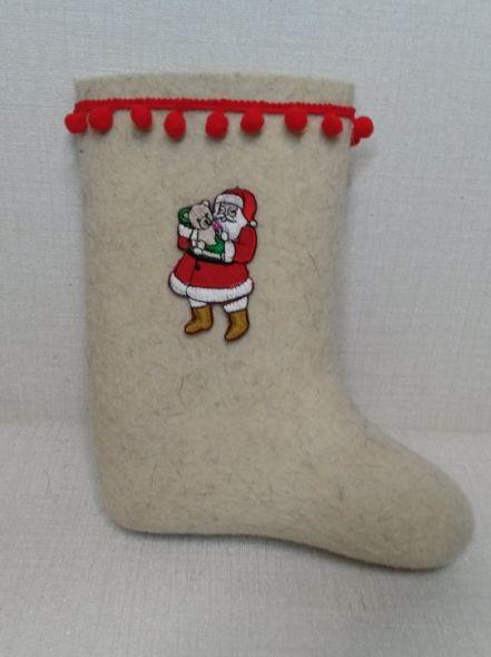 Валенки Дед Мороз