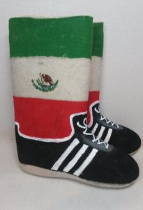 Валенки Бутсы Мексика