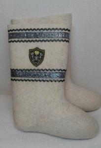 Валенки Офицер