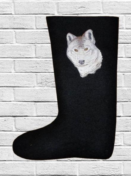 Валенки Волк