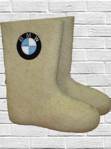 Валенки корпоративные BMW
