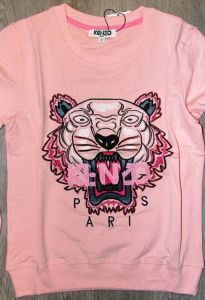 Толстовка KENZO PARIS розовая